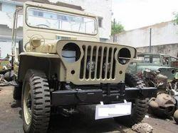 Low Bonnet Jeep Modification Services