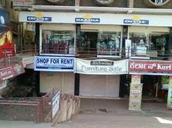 Commercial Shops On Rent