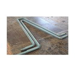 ThermTech Ss Studded Bed Coil, For Boiler