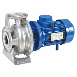 Stainless Steel End Suction Centrifugal Pump