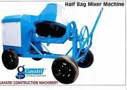 Half Bag Mixer Machine