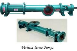 Vertical Screw Pumps