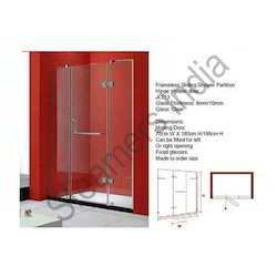 Wall to Wall Shower Enclosure