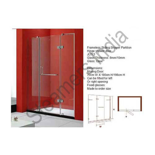 Wall To Wall Shower Enclosure At Rs 21500 Each