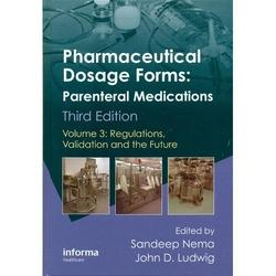 Pharmaceutical Dosage Forms Parenteral Medication