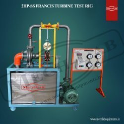 Francis Turbine Test Rig