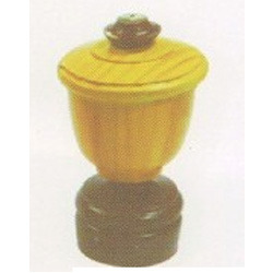 Wooden Curtain Finial