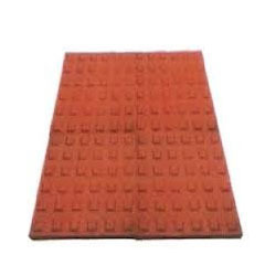 Designer Concrete  Matte  Red Tiles, For Outdoor