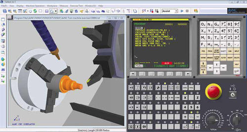 doNC : Multimedia CNC Machine Simulator in Jayanagar