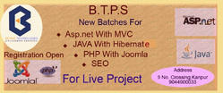 Advance Php Training Institute In Kanpur