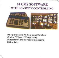 64 CMS Software with Joystick Controlling