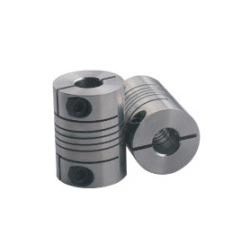 Aluminum Coupling with Integral Clamp