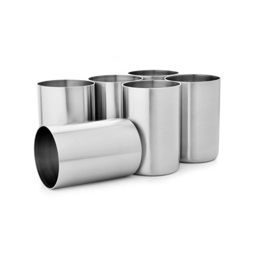 Steel Tumblers Plain