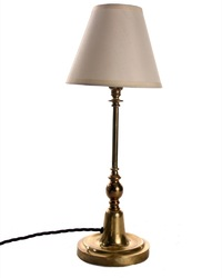 Brass table lamps peetal ke table lamps manufacturers suppliers antique brass table lamp aloadofball Images