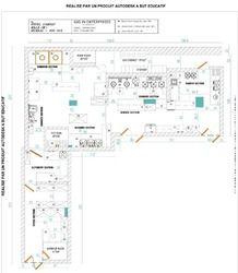Plan (Hotel Samrat)