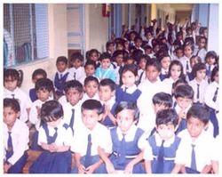 Swarswati Vidya Mandir (School run by Ashram)