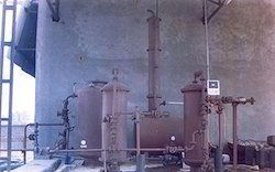 Industrial Demineralization Plant With Filtration System