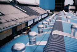 Stainless Steel Ventilators