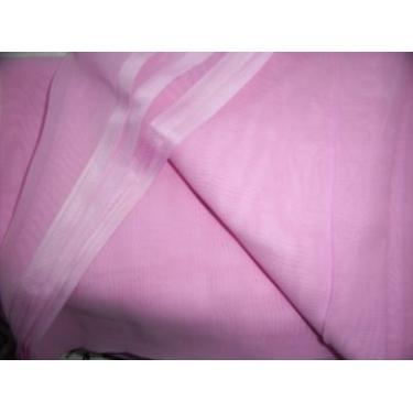 Pink Cotton Voile Fabric