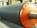 High Tensile Strength Rubber Roll