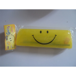 Smiley Pencil Box Gift Set