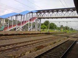 Foot Over Bridge Construction