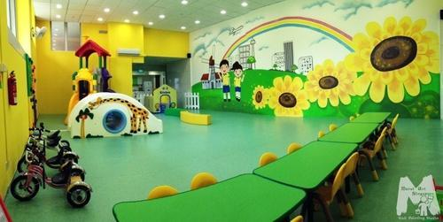 Classroom Decoration Service Area Size 1000 Sq Ft Wall Area Id