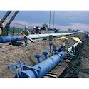 Cleaning Gas Pipeline Construction