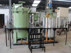 Pressure Impregnation Plant