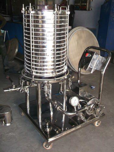 Sparkler Filter Press Sparkler Filter Exporter From Mumbai