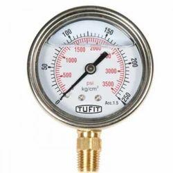 Steel Pressure Gauge