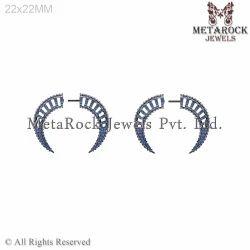 Sterling Silver Gemstone Earring Jewelry