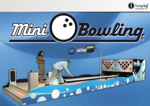 Electronic Games - Mini Bowling Manufacturer from New Delhi