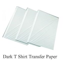 Dark T Shirt Transfer Paper