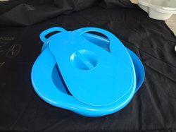 Fibre Bed Pan