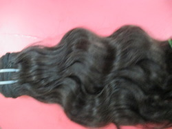 Wavy Silky Smooth Hair