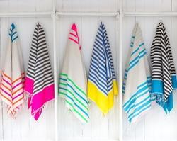 Summer Cotton Towels