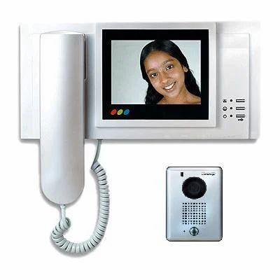 Color Video Door Phone