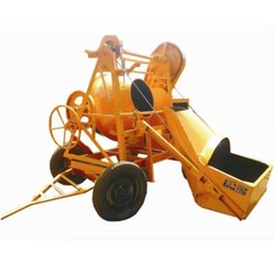Full Bag Mechanical Hopper Concrete Mixer