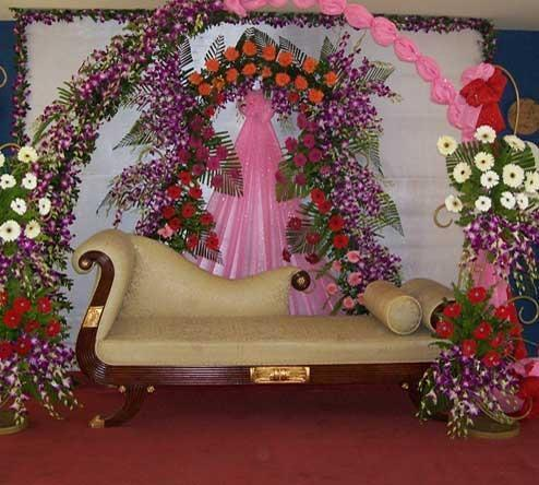 Wedding flower decoration in mahabirsthan siliguri haraparbati wedding flower decoration junglespirit Choice Image