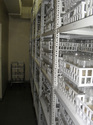 Tissue Culture Racks for Dark Room