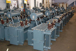 Repairing of Distribution Transformer
