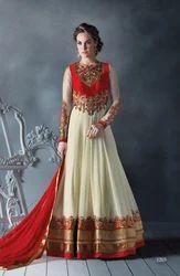 Gulzar Heavy Designer Bridal Wear Lehenga Suits