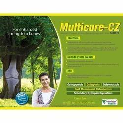 Calcitriol 0.25 mcg Cal.Citrate Maleate 250 mg Tablets