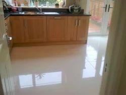 Non Porcelain Tile Flooring Work