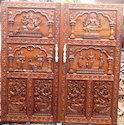 Carved Special Doors