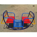 Boat Shape Playground Seesaw