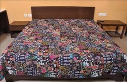 Kantha Quilt Patch Work Bed Cover