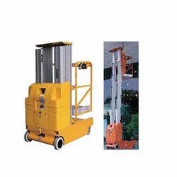 Dual Mast Aluminum Work Platforms