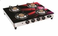 4 Burner Gl Top Gas Stove At Rs 3400